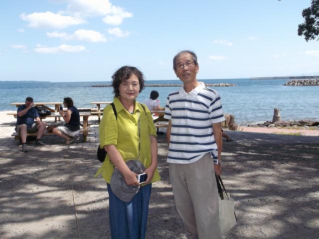 9月19日海浜