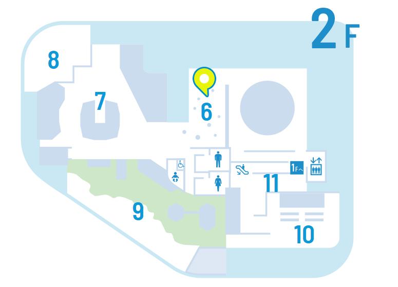 ニフレル2階のフロアマップ-min