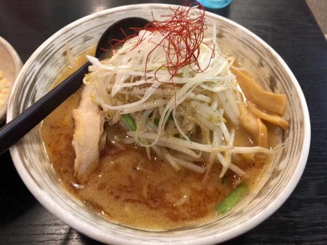 天岳らぁ麺