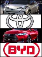 トヨタ BYD 中国でEV共同開発