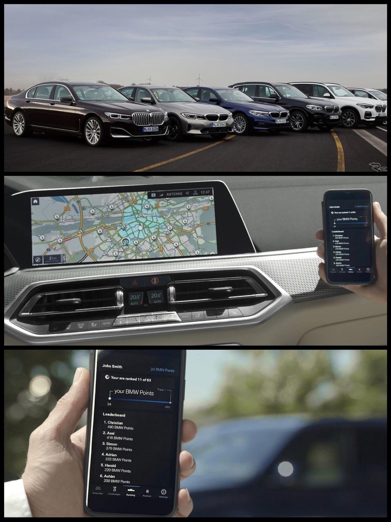 BMW BMWポイント PHEV