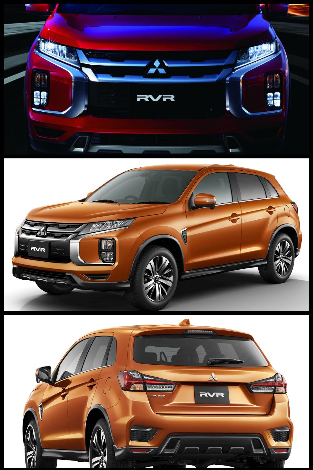 三菱新型RVR2019