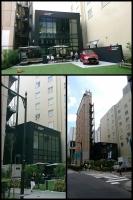 三菱自動車 ショールーム銀座 MI-Garden GINZA