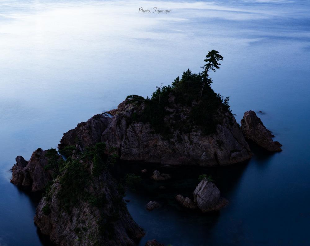 浦富海岸-2