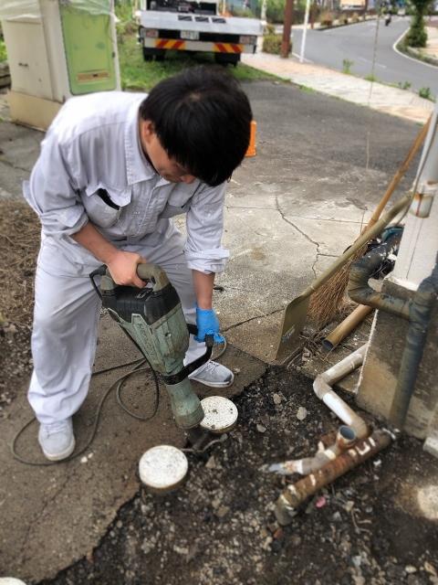 茨城トイレ基礎工事 (72)