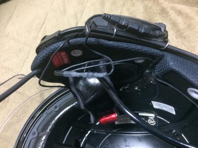 ヘルメット配線修理 (8)