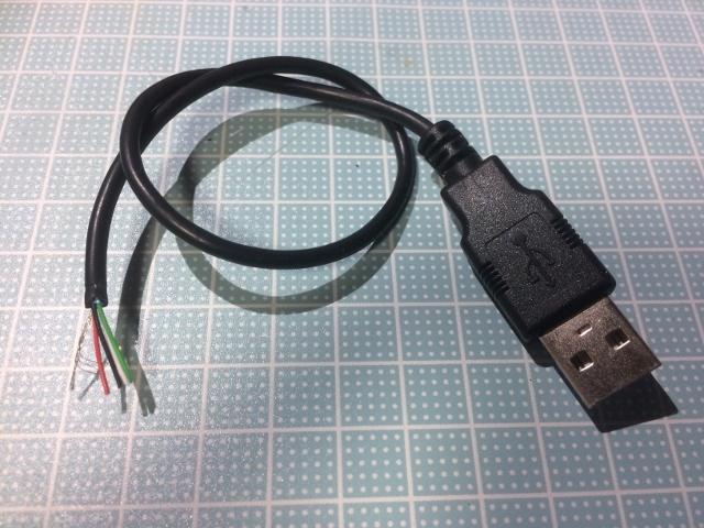 USBコード修理 (8)