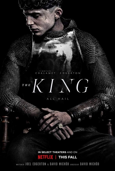 0827 The King Poster