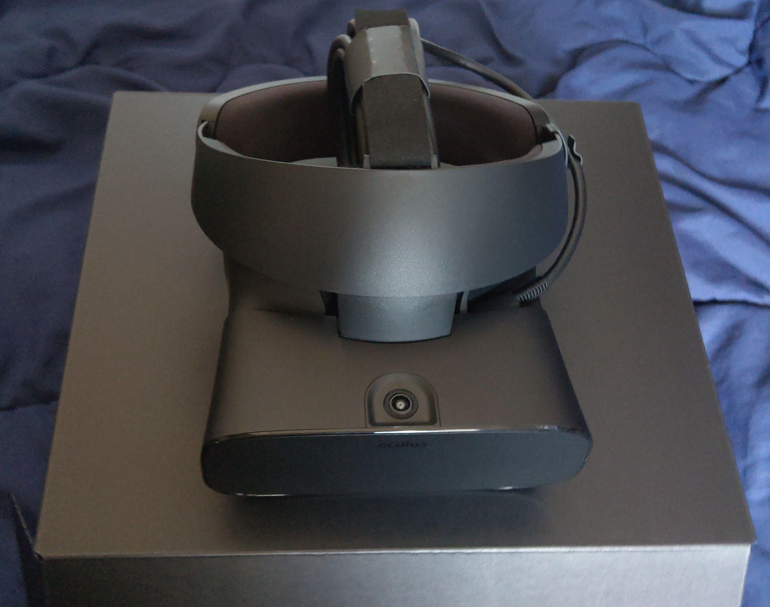 Oculus RiftS ヘッドギア
