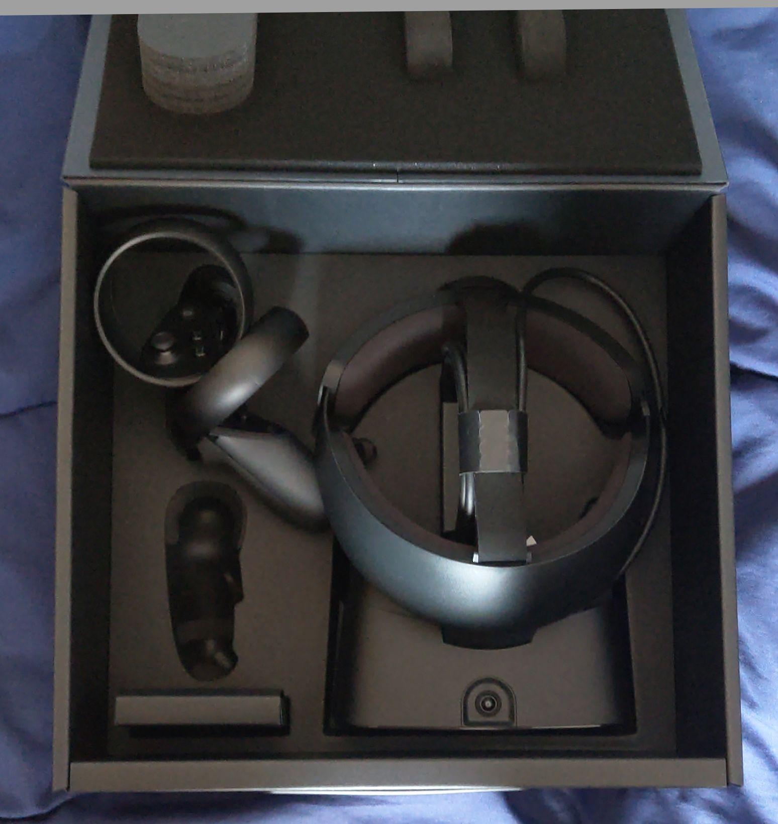 Oculus RiftS 内装品20
