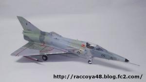 イタレリ 1/72 F-21 LION 20190627a