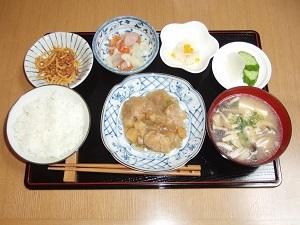 昼食2019/7/17