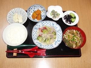 昼食2019/9/19