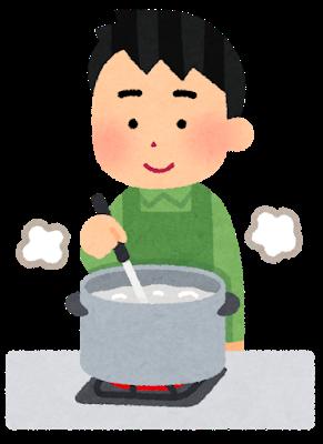 cooking_yuderu_otama_man.png