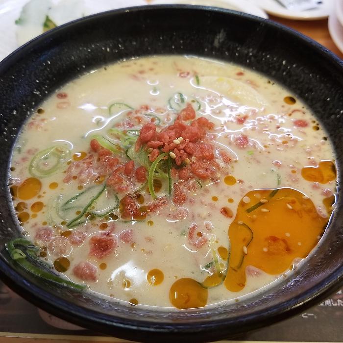 かっぱ寿司 海老塩ラーメン