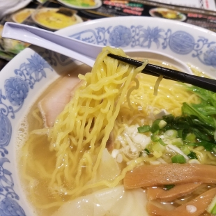 浦咲 焼アゴラーメン 麺