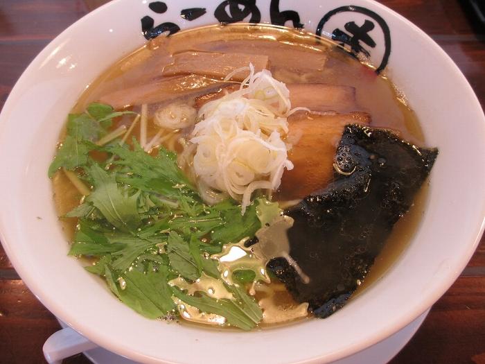幸 アゴ塩麺