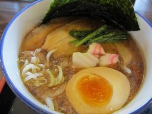ちゃーしゅうや武蔵水原 つけ麺 つけ汁