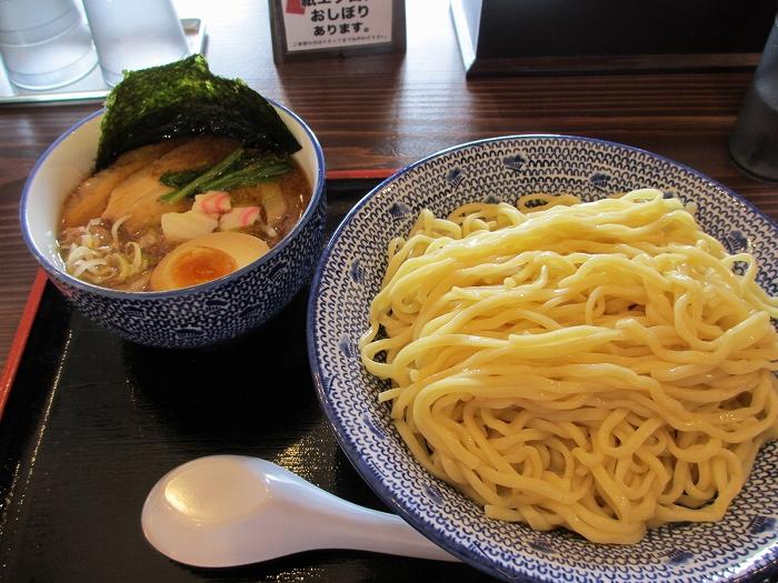 ちゃーしゅうや武蔵水原 つけ麺