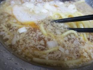 らーめん勝 中華ソバ スープ