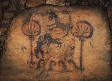 9竹原古墳6世紀前半