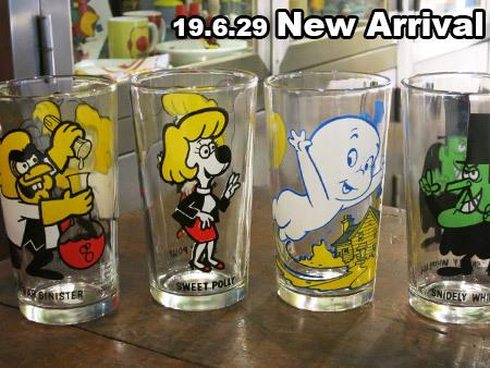 ペプシコレクション シリーズ グラス