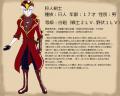 冒険記録用紙:狩人剣士