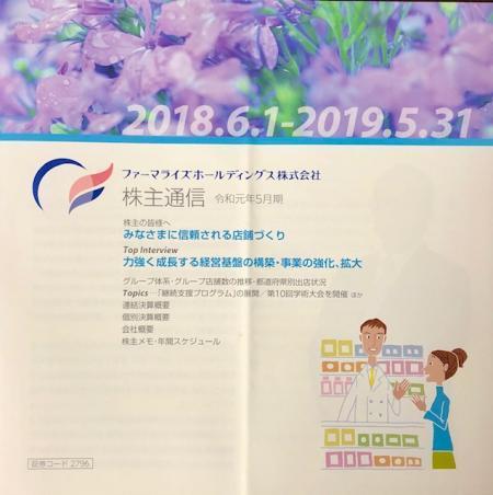 ファーマライズホールディングス_2019④