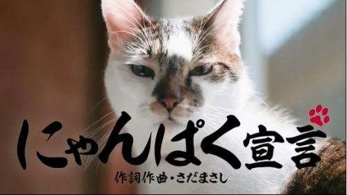 ACジャパンCM「にゃんぱく宣言」