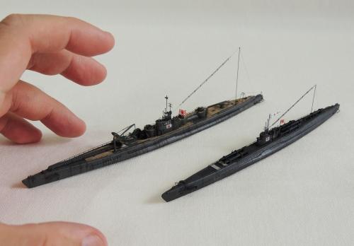 伊-58、伊-402 DSCN5677-1-2◆模型製作工房 聖蹟