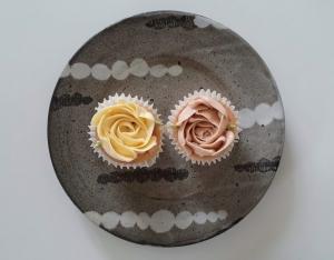 バラのカップケーキ05