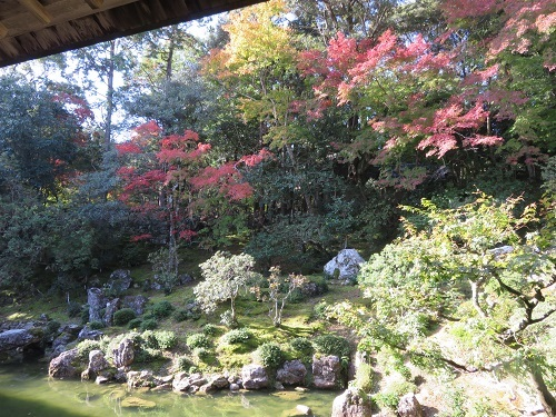 IMG_0862 竹林寺庭園