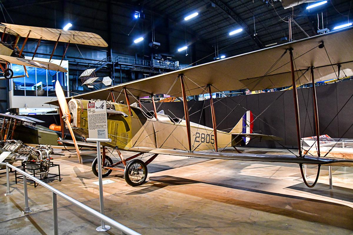 国立アメリカ空軍博物館 (5 - 250)