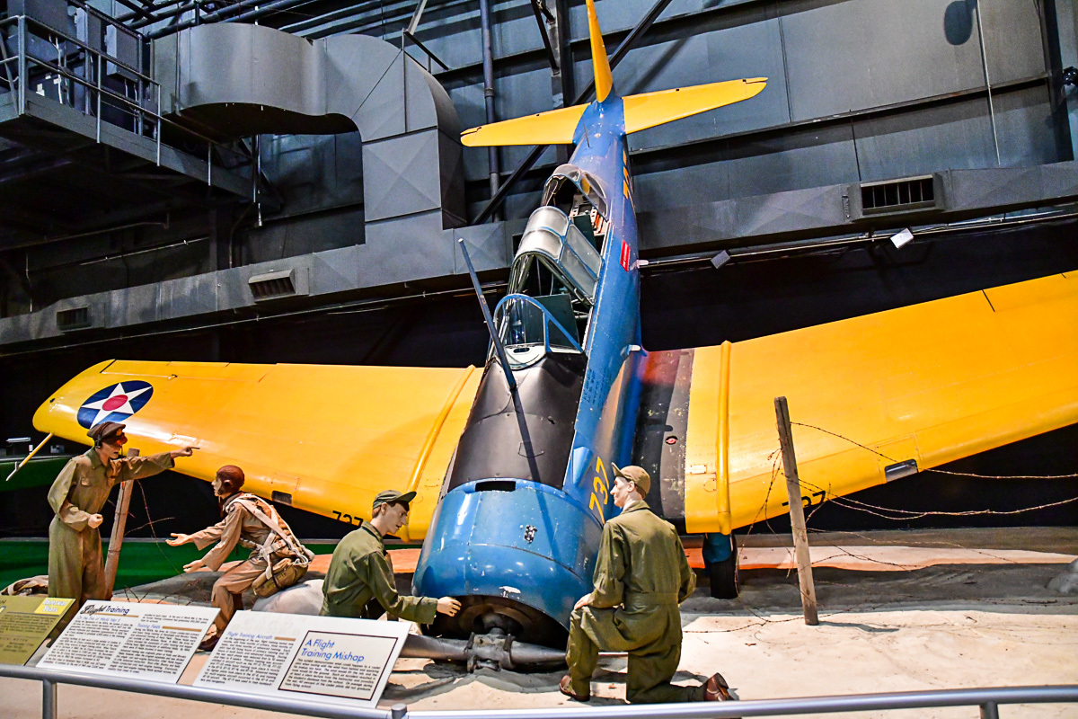 国立アメリカ空軍博物館 (10 - 250)
