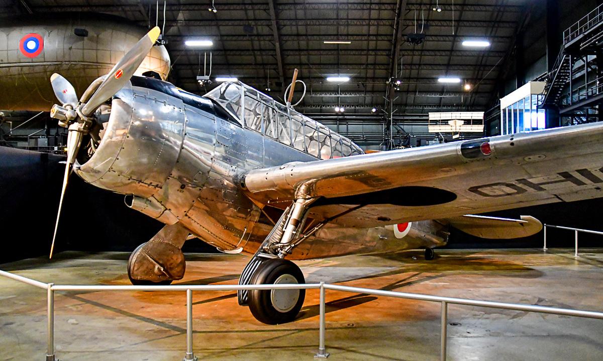 国立アメリカ空軍博物館 (11 - 250)
