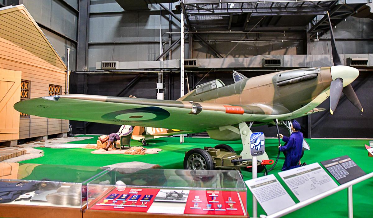 国立アメリカ空軍博物館 (12 - 250)