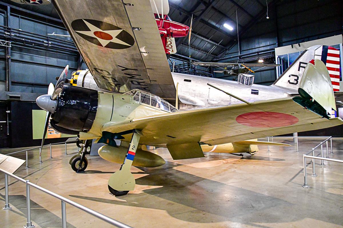 国立アメリカ空軍博物館 (18 - 250)