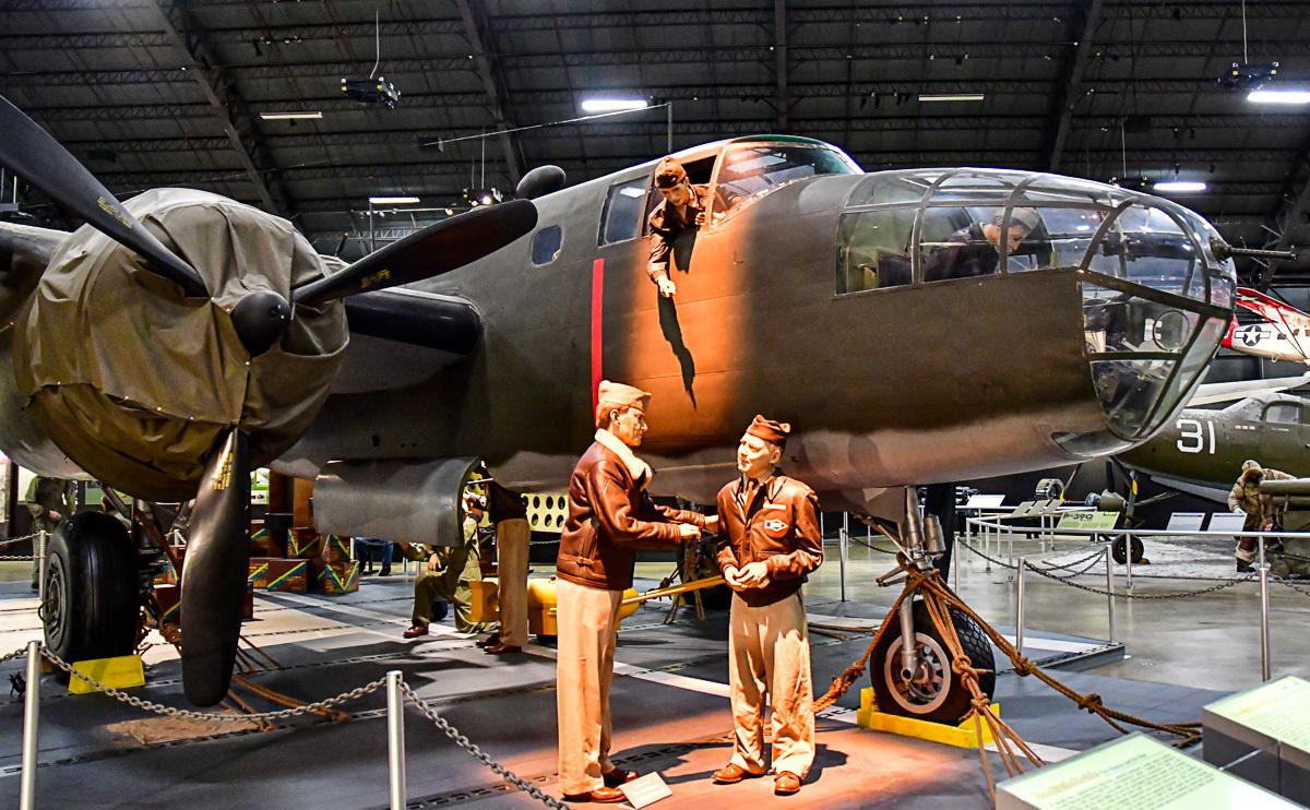 国立アメリカ空軍博物館 (21 - 250)