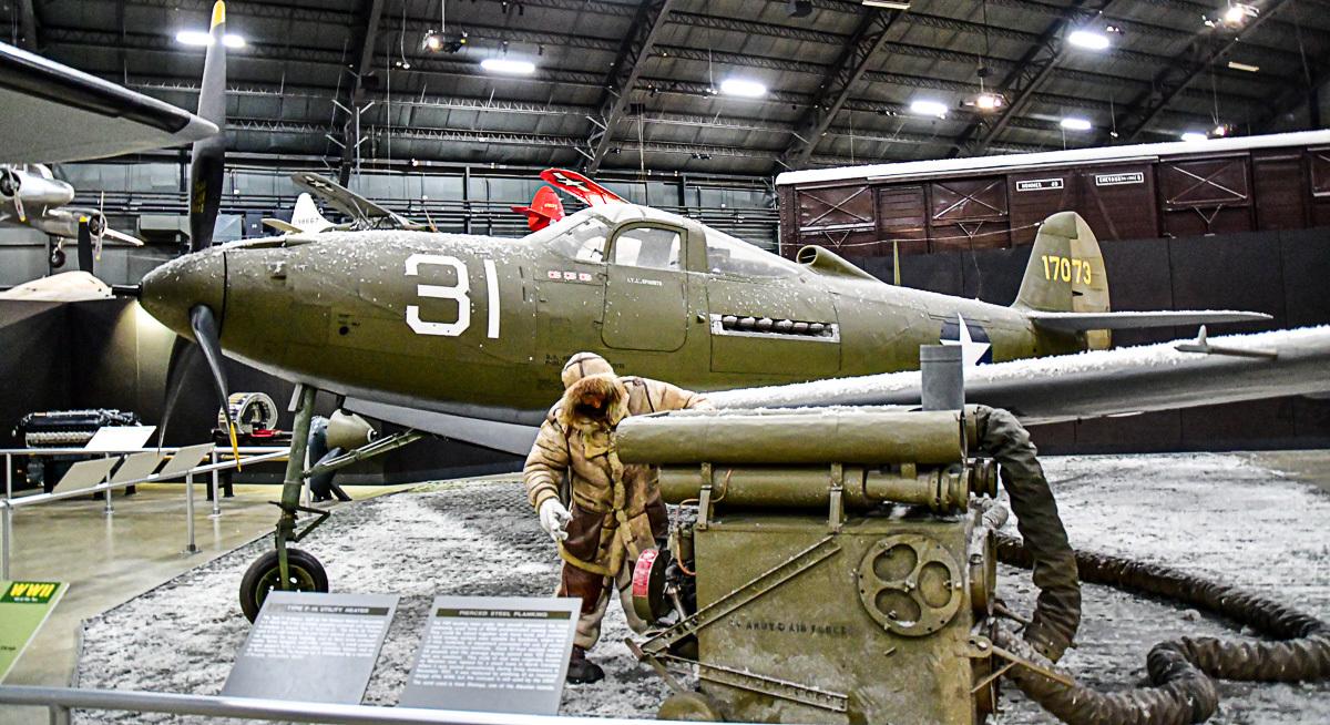 国立アメリカ空軍博物館 (22 - 250)