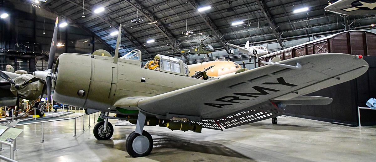 国立アメリカ空軍博物館 (24 - 250)