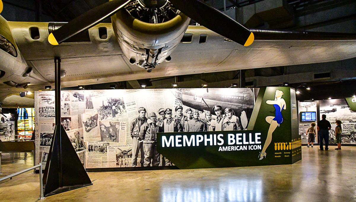 国立アメリカ空軍博物館 (32 - 250)
