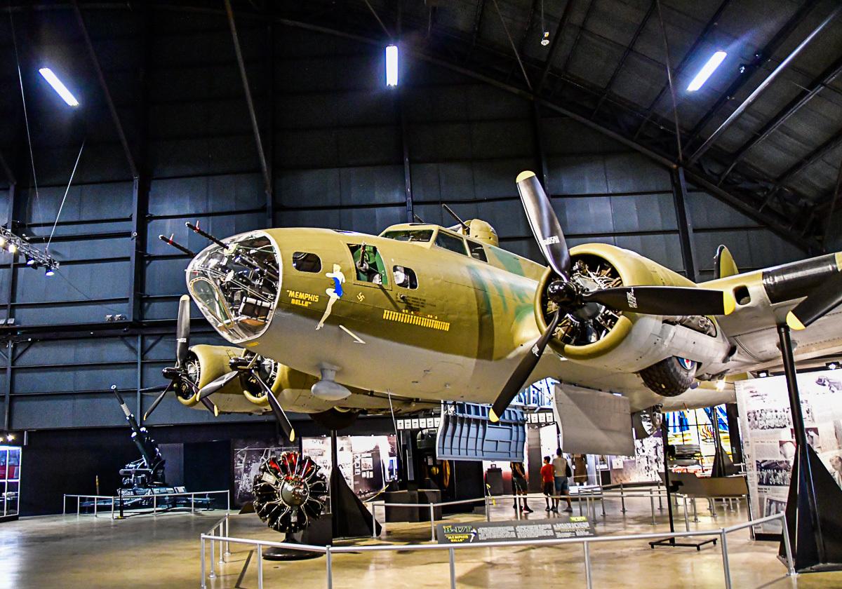 国立アメリカ空軍博物館 (33 - 250)