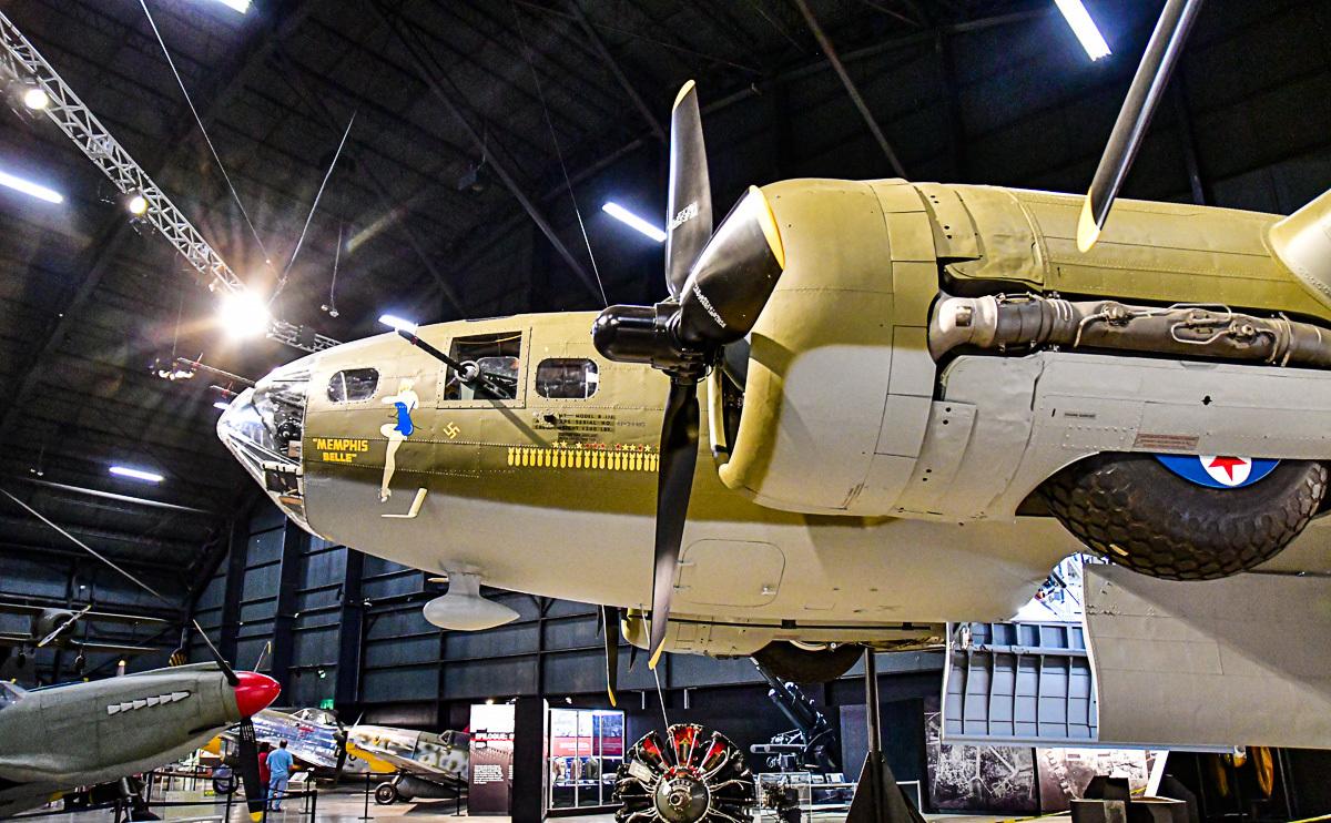 国立アメリカ空軍博物館 (34 - 250)