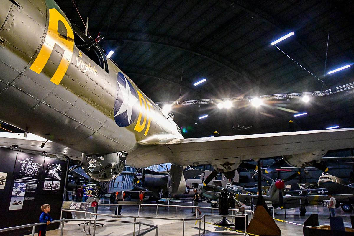 国立アメリカ空軍博物館 (35 - 250)
