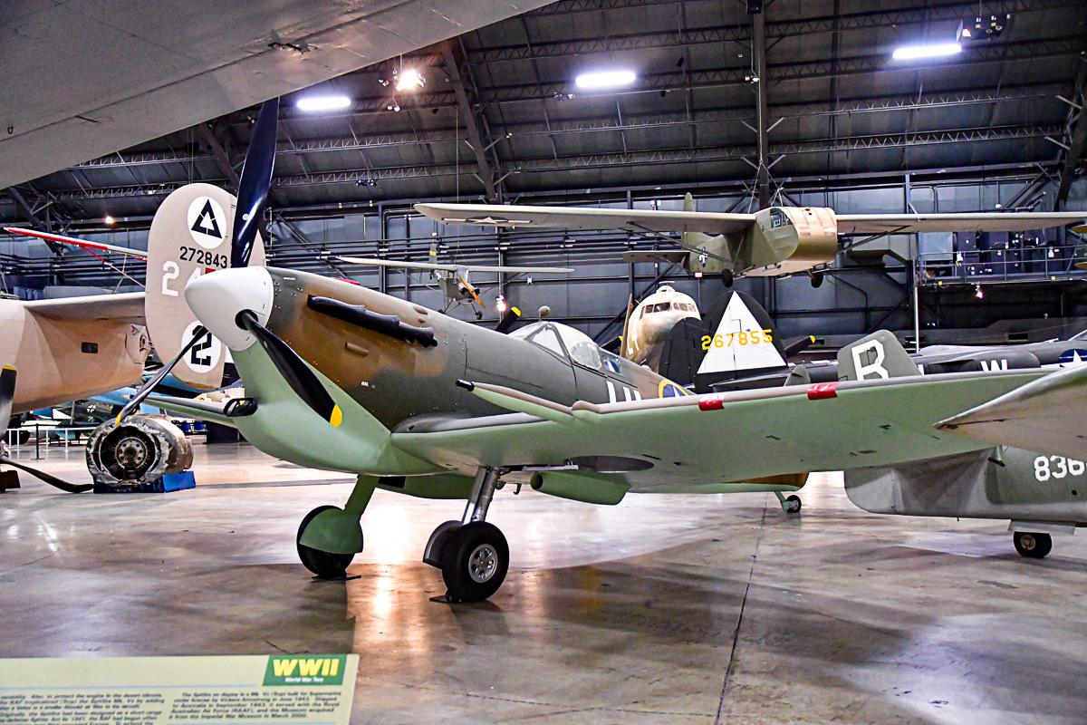 国立アメリカ空軍博物館 (44 - 250)