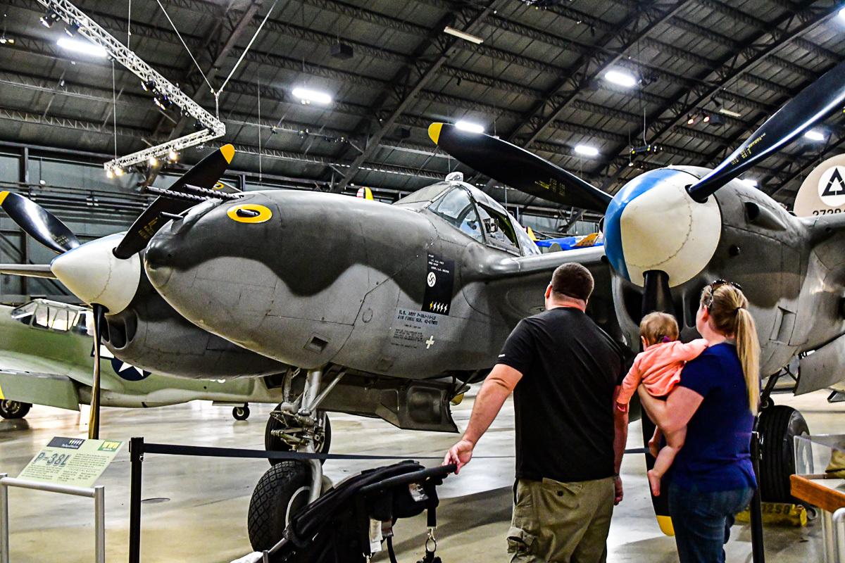 国立アメリカ空軍博物館 (48 - 250)