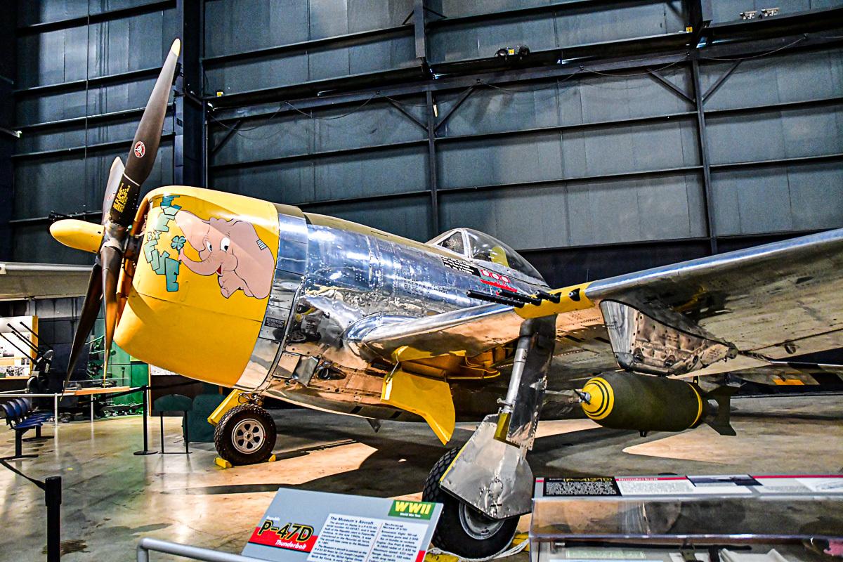 国立アメリカ空軍博物館 (50 - 250)