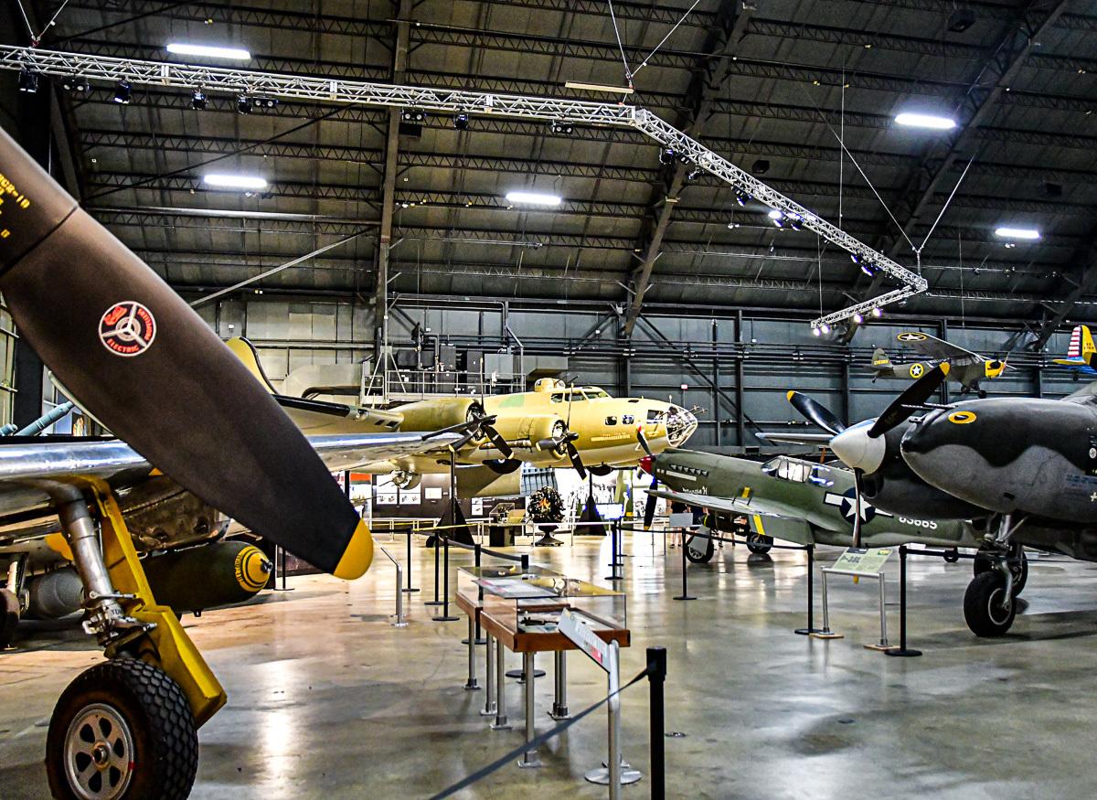 国立アメリカ空軍博物館 (52 - 250)