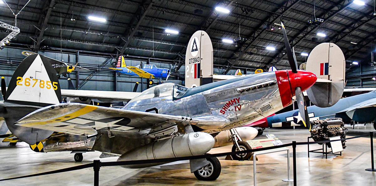 国立アメリカ空軍博物館 (56 - 250)