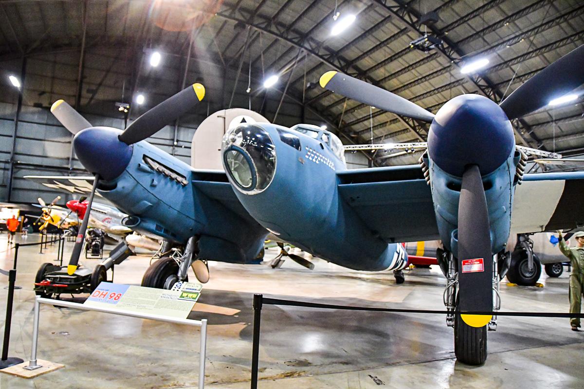 国立アメリカ空軍博物館 (60 - 250)